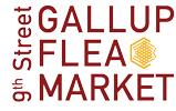 The Gallup 9th Flea Market Logo